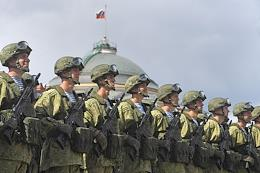 St. Elijah's Day celebration and the festive events dedicated to the 90th anniversary of the formation of the Russian Airborne Forces on Red Square.