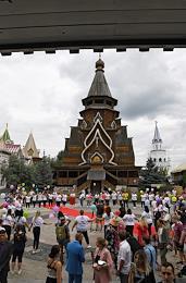 Bodypositive Russia 2020 Festival at the Kremlin in Izmailovo Cultural and Entertainment Complex.