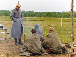Pokrovsky Rubezh Military and Historical Festival.