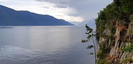 Views of Altai.