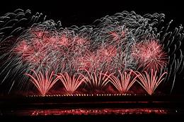 The Rostec State Corporation Fireworks Festival dedicated to the 75th anniversary of Victory in the Great Patriotic War was held in the Patriot Park.