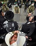 Novaya Guta border crossing in the Gomel Region and the celebration of the Jewish New Year, Rosh Hashanah in Pinsk.