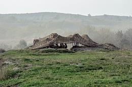 Kavkaz-2020 Strategic Command and Staff Exercises on the Raevsky training grounds.