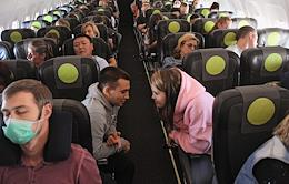 Genre photos of the Sochi airport.
