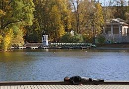 Genre photos. Gorky Park.
