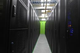 Data processing center of 3data company.