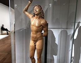 'Body and Soul. From Donatello to Michelangelo' exhibition  in the Louvre.