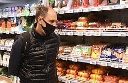 Opening of the first store with a fully automated shopping system - Pyaterochka on the fly.