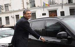 Moldova. President elections.