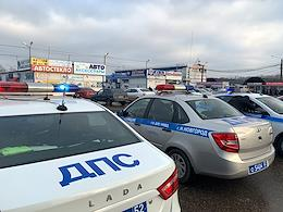 Conflict at the Karpov market.