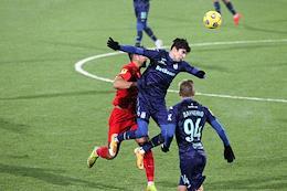 Russian Premier League (RPL). Tinkoff - Russian Football Championship 2020/2021. 16th round. 'Ufa' (Ufa) vs 'Tambov' (Tambov).