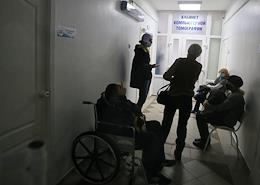 On December 3, 2020, a mono-infectious covid hospital with 120 beds, 12 of which are intensive care units, will start operating at the Rostov Clinical Hospital of the Southern District Medical Center of the FMBA of Russia.