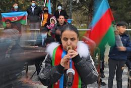 Azerbaijan. Agjabedi region.