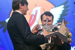 Teacher of the Year - 2020 Russian competition. The closing ceremony of the final stage of the competition.