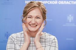 Anastasia Proskurina, senior researcher from Novosibirsk.