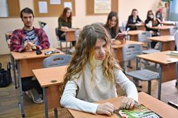 Head of Rosobrnadzor Anzor Muzaev visited one of the interview points for the Russian language for 9th grade students at the Pushkin School No. 1500 in Moscow and spoke about how exams for 9th and 11th grade graduates will be held in 2021.