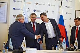 The 18th season of the Russian competition of youth copyright projects and projects in the field of education aimed at the socio-economic development of Russian territories 'My country - my Russia', which is part of the presidential platform 'Russia - a country of opportunities' in the House of Scientists. Alexandrova National Research Center 'Kurchatov Institute'.
