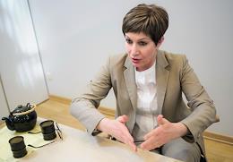Marina Kasumova, general director of the Medi clinic system.
