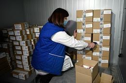 Operation of Novosiboblfarm. Supply and distribution of a batch of Gam-COVID-Vac vaccine.