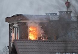 The situation in the Novye Veshki cottage village.