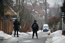 The situation near the Novye Veshki cottage village