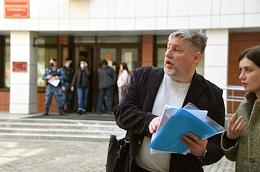 The verdict was announced to the former head of the fire and rescue forces of the Main Directorate of the Ministry of Emergencies in Moscow, Dmitry Shirlin, and the former employee of the Moscow headquarters of the Ministry of Emergencies, Sergei Barsukov, accused of negligence in putting out a fire on Amurskaya Street in September 2016, at the Preobrazhensky District Court The situation at the court.