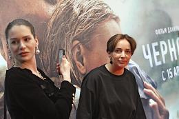 Premiere of the Chernobyl film by Danila Kozlovsky at the KARO 11 October cinema.
