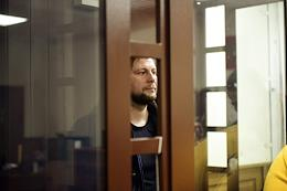 Hearing at the Nevsky District Court to apply a measure of restraint for the General Director of the Nevskaya Manufactura company Maxim Makeev