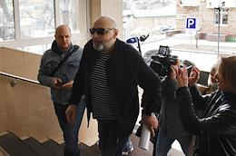 Consideration on the merits of the criminal case against witness Tevan Badasyan, accused of giving deliberately false testimony in the case of actor Mikhail Efremov in the Presnensky court. Situation at the court.