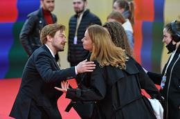 Closing ceremony of the 43rd Moscow International Film Festival (MIFF) at the Moscow Musical Theater.