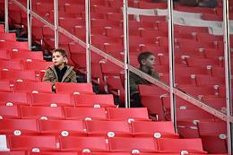 Russian Premier League (RPL). Tinkoff - Russian Football Championship 2020/2021. 29th round. Spartak (Moscow) vs Khimki (Khimki) at the Otkrytie Arena stadium.