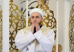 Festive events on the day of Uraza Bayram in Kazan