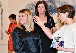 Premiere of I Was Created for you film at the opening of the New Femininity festival in the Khudozhestvenny cinema.