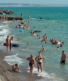 Rest in Crimea.