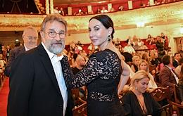 Chereshnevy Les Open Arts Festival. Borisai Eifman's theater and ballet tour at the Bolshoi Theater. Guests Gathering.