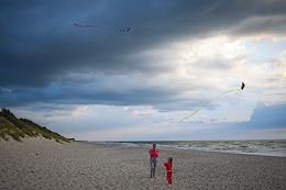 Views of the Curonian Spit.