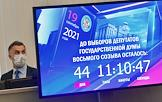 Consultations on the new procedure for video surveillance at the elections in September at the Central Election Commission of the Russian Federation.
