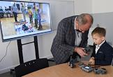 Quantorium children's technopark was opened in the Simferopol Academic Gymnasium as part of implementing Education national project.