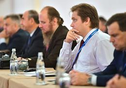 2nd Technological Conference on Petrochemicals GPTC 2021 and Exhibition of Russia and the CIS at the Radisson Collection Moscow Hotel.  (formerly Ukraine).