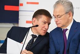 Press briefing dedicated to the opening of the Situation Center of the Public Chamber of Russia for monitoring observance of electoral rights of citizens on the Single Election Day, at the Public Chamber of Russia.