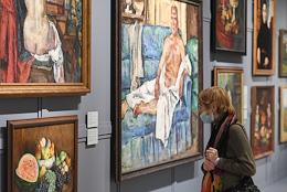 Other Shores. Russian Art in New York. 1924 Exhibition-research at the Museum of Russian Impressionism.