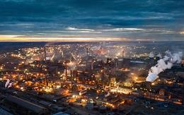 Orsk-Khalilovsky Metallurgical Combine.