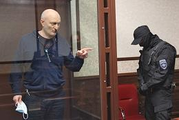 The Southern District Military Court on Monday began hearing on the merits of the case of the leader of one of the largest killers' groups in the Russian Federation, Aslan Gagiev, nicknamed Dzhako.