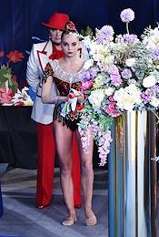 The 8th Olympic Rhythmic Gymnastics Tournament for the prizes of Olympic champion Yulia Barsukova at the Irina Viner-Usmanova Gymnastics Palace.