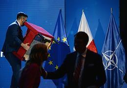 Warsaw Security Forum 2021.
