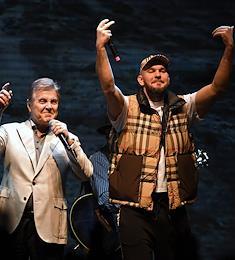 Concert of Lev Leshchenko at Glavclub.