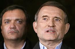 The Kiev Pechersk Court decided to elect Viktor Medvedchuk, the head of the political council of the Opposition Platform - For Life party, a measure of restraint in the form of house arrest until December 7.