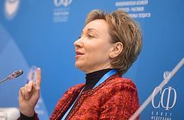 Eurasian Women's Forum. 2nd day