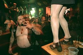 фото ночной клуб голодная утка