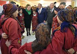 How do cheerful pensioners from Udmurdish village of Buranovo who have become famous all over the world by winning the second place at Eurovision-2012 live today?
